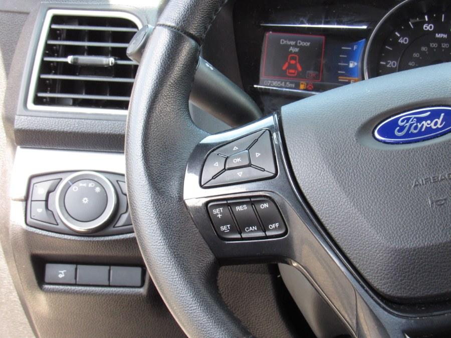 Used Ford Explorer XLT FWD 2017 | NJ Used Cars Center. Irvington, New Jersey