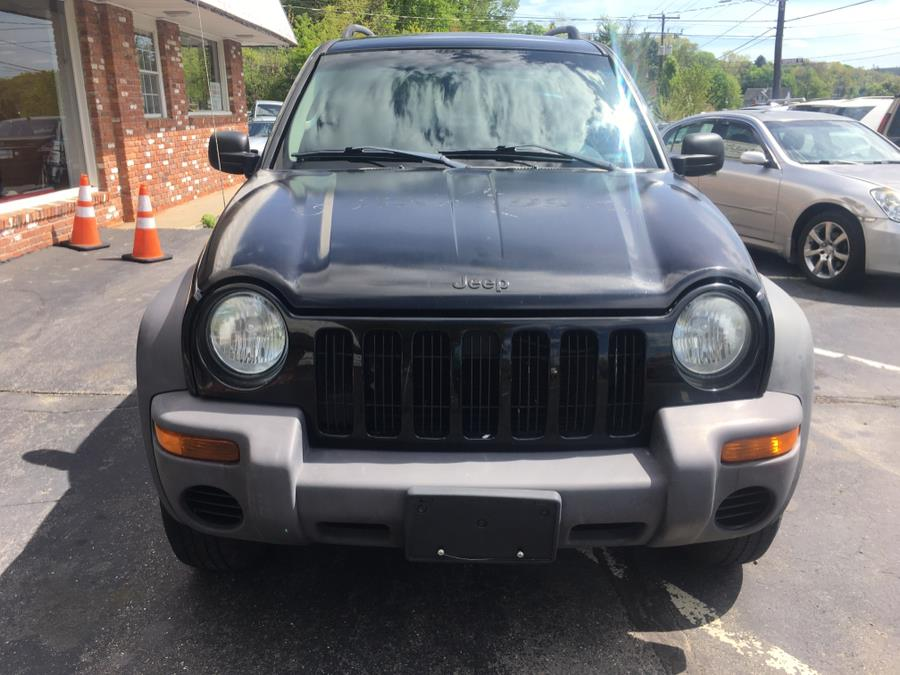 Used Jeep Liberty 4dr Sport 4WD 2004 | Riverside Motorcars, LLC. Naugatuck, Connecticut