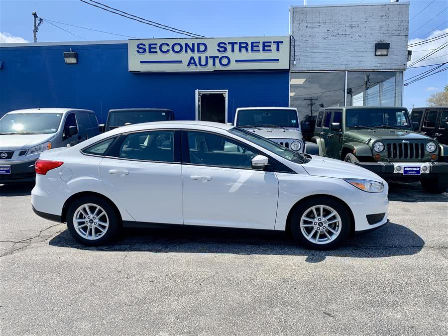 Used 2016 Ford Focus in Manchester, New Hampshire | Second Street Auto Sales Inc. Manchester, New Hampshire