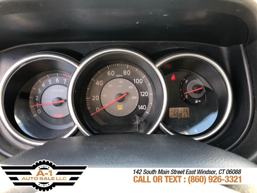 Used Nissan Versa 5dr HB I4 Man 1.8 SL 2008 | A1 Auto Sale LLC. East Windsor, Connecticut