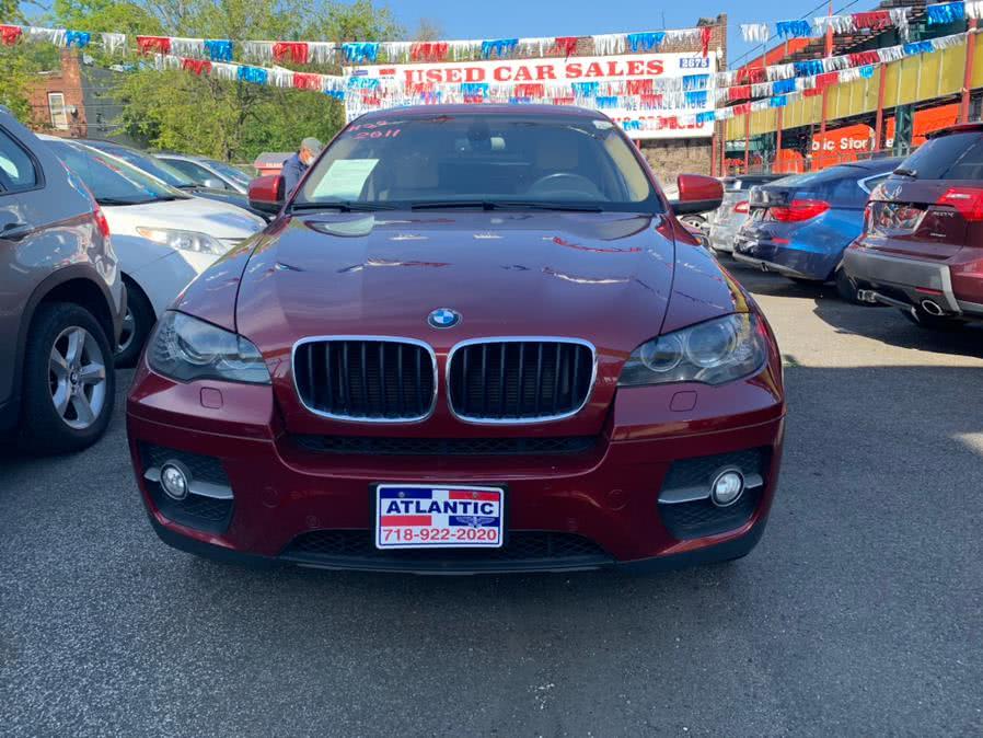 Used 2011 BMW X6 in Brooklyn, New York | Atlantic Used Car Sales. Brooklyn, New York