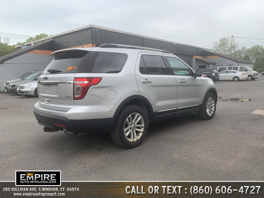 Used Ford Explorer 4WD 4dr XLT 2014 | Empire Auto Wholesalers. S.Windsor, Connecticut