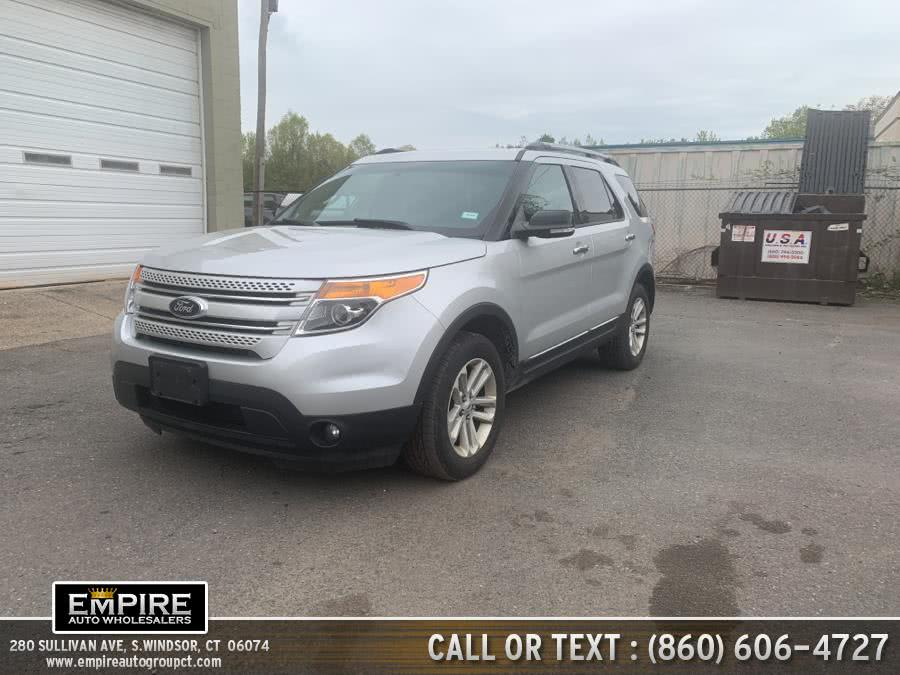 Used 2014 Ford Explorer in S.Windsor, Connecticut | Empire Auto Wholesalers. S.Windsor, Connecticut