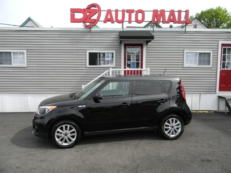 Used Kia Soul + Auto 2018   DZ Automall. Paterson, New Jersey