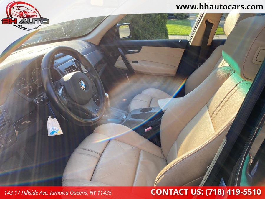 Used BMW X3 AWD 4dr 3.0si 2008   BH Auto. Jamaica Queens, New York