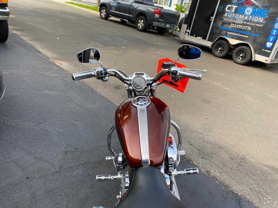 Used Harley Davidson Sportster XL1200C 2009 | Village Auto Sales. Milford, Connecticut