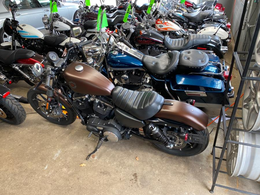 Used Harley Davidson Sportster IRON XL883N 2019 | Village Auto Sales. Milford, Connecticut