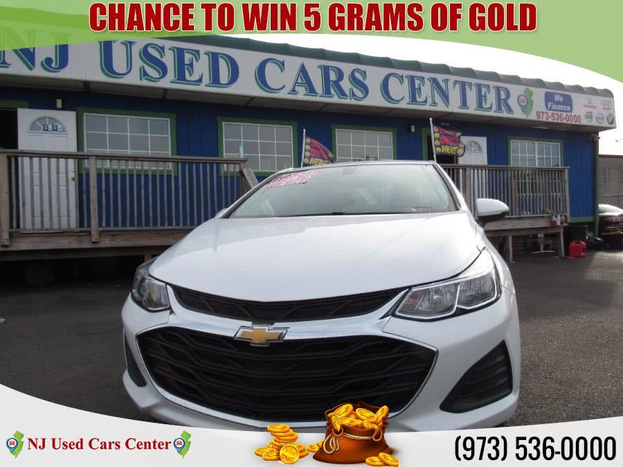 Used 2019 Chevrolet Cruze in Irvington, New Jersey | NJ Used Cars Center. Irvington, New Jersey