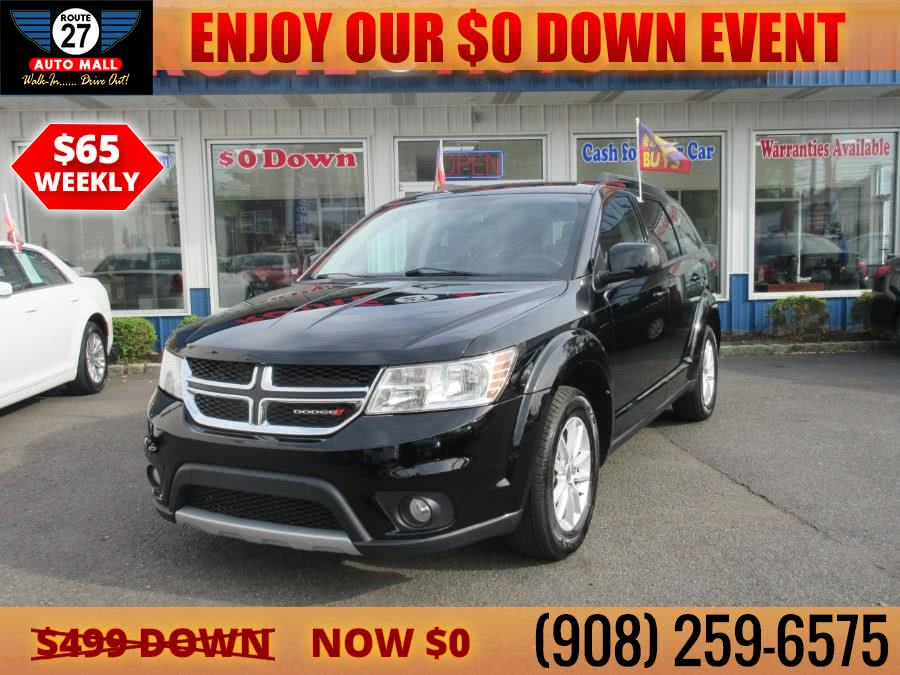 Used 2015 Dodge Journey in Linden, New Jersey | Route 27 Auto Mall. Linden, New Jersey