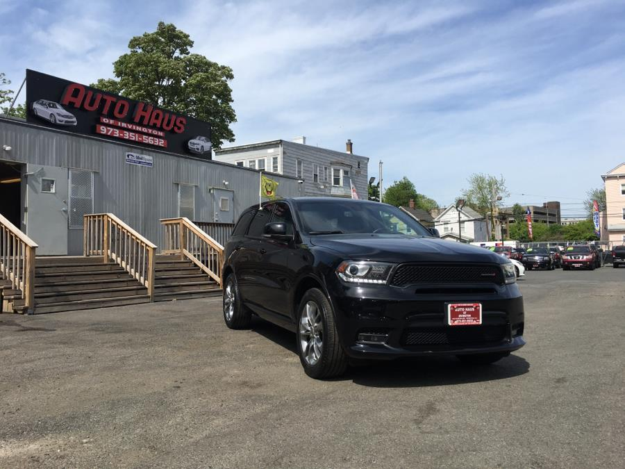 Used Dodge Durango GT Plus AWD 2019 | Auto Haus of Irvington Corp. Irvington , New Jersey