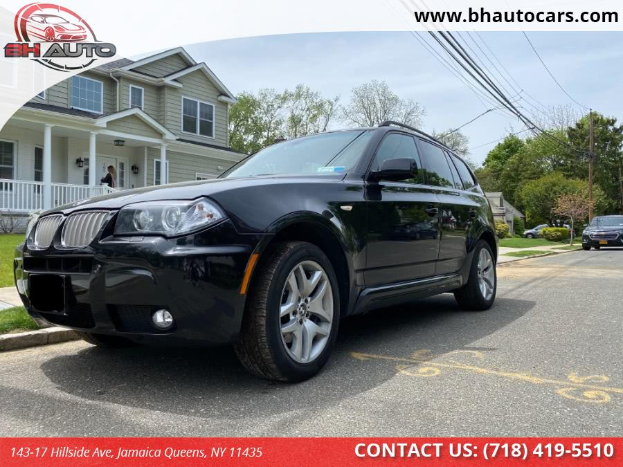 Used 2008 BMW X3 in Jamaica Queens, New York | BH Auto. Jamaica Queens, New York