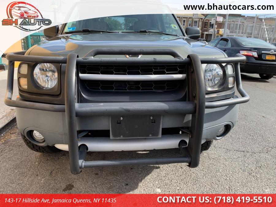 Used Nissan Xterra 4dr SE 4WD V6 Auto 2004 | BH Auto. Jamaica Queens, New York