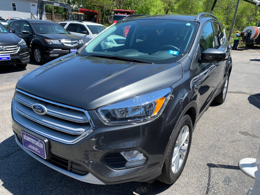 Used Ford Escape SE 2018 | Second Street Auto Sales Inc. Manchester, New Hampshire