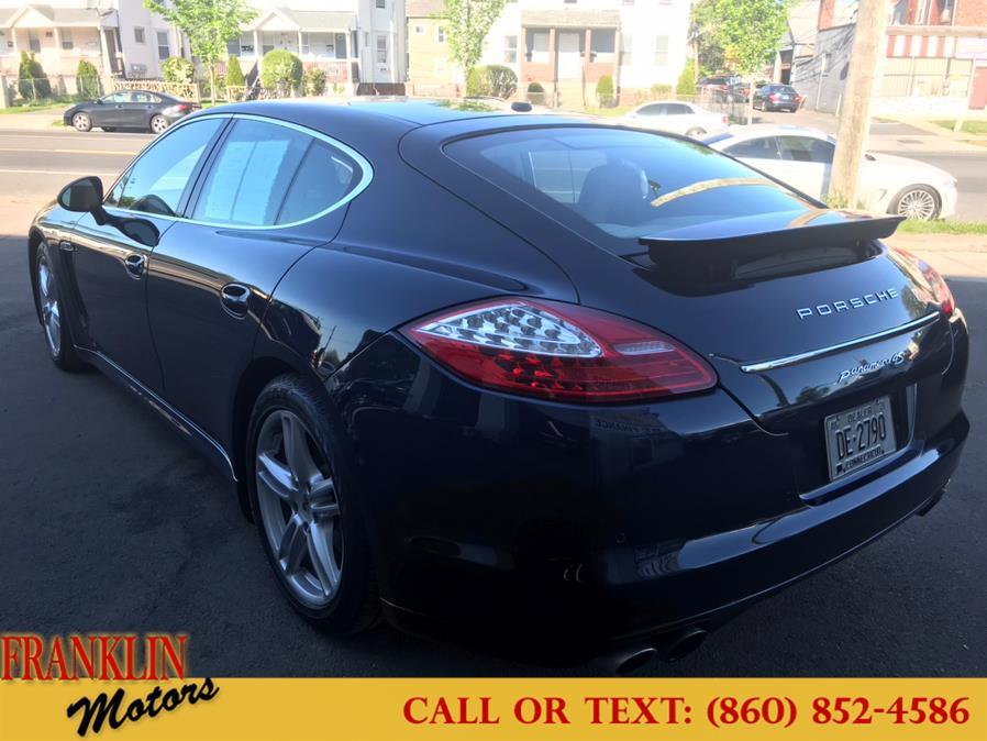 Used Porsche Panamera 4dr HB 4S 2011 | Franklin Motors Auto Sales LLC. Hartford, Connecticut