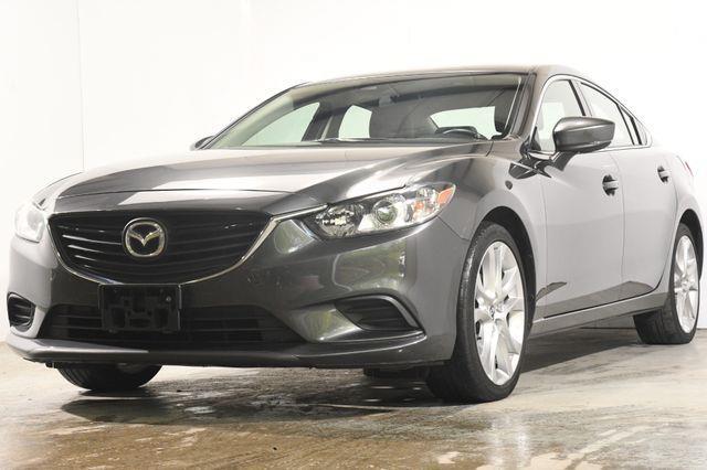 The 2017 Mazda Mazda6 Touring photos