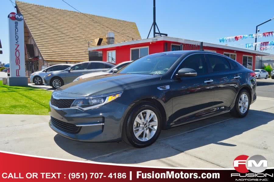 Used 2016 Kia Optima in Moreno Valley, California | Fusion Motors Inc. Moreno Valley, California