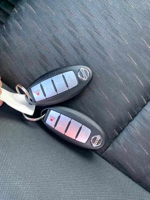 Used Nissan Rogue AWD SV 2017 | Brooklyn Auto Mall LLC. Brooklyn, New York