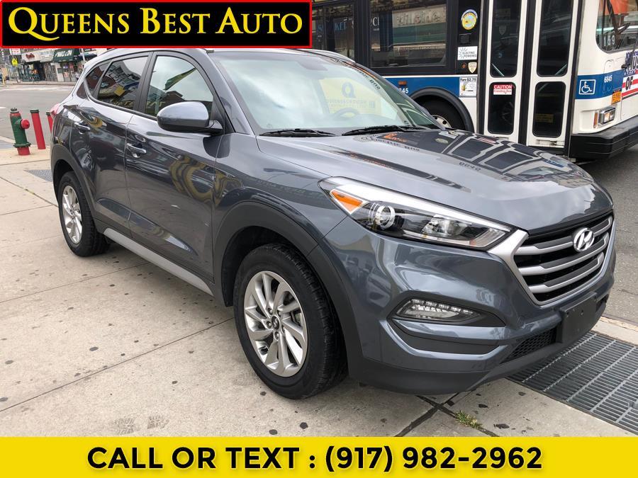 Used Hyundai Tucson SEL AWD 2018   Queens Best Auto Body / Sales. Hollis, New York