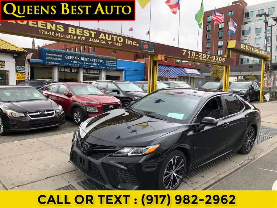 Used Toyota Camry SE 2019 | Queens Best Auto Body / Sales. Hollis, New York