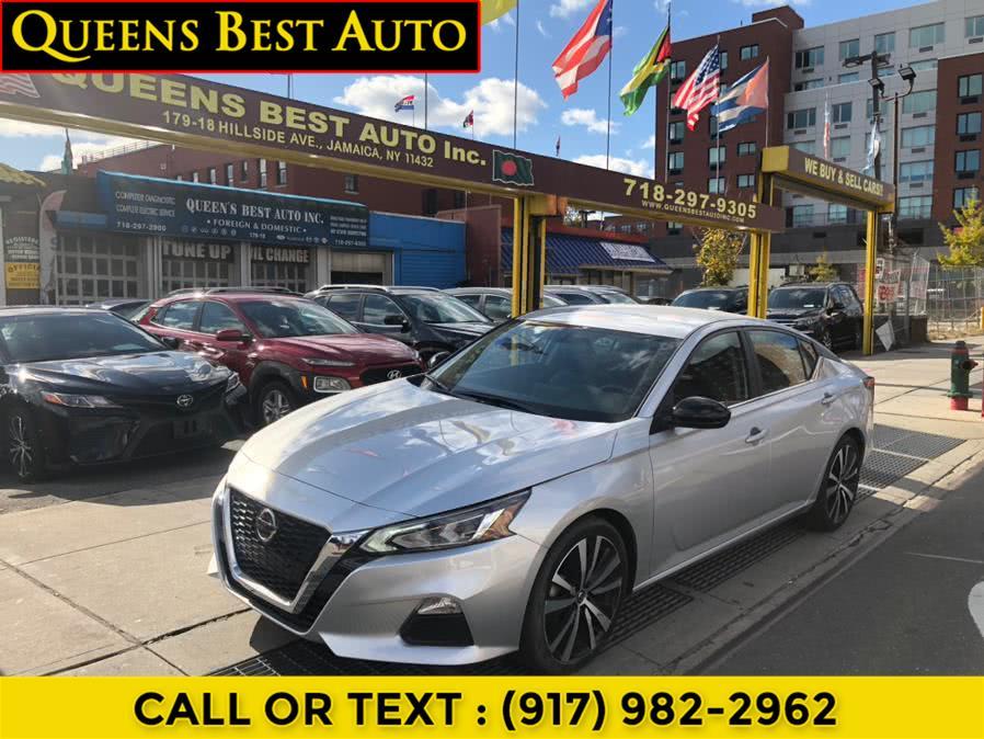 Used Nissan Altima 2.5 SR Sedan 2019 | Queens Best Auto, Inc.. Jamaica, New York