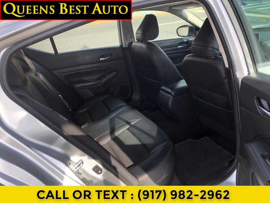 Used Nissan Altima 2.5 SR Sedan 2019 | Queens Best Auto Body / Sales. Hollis, New York