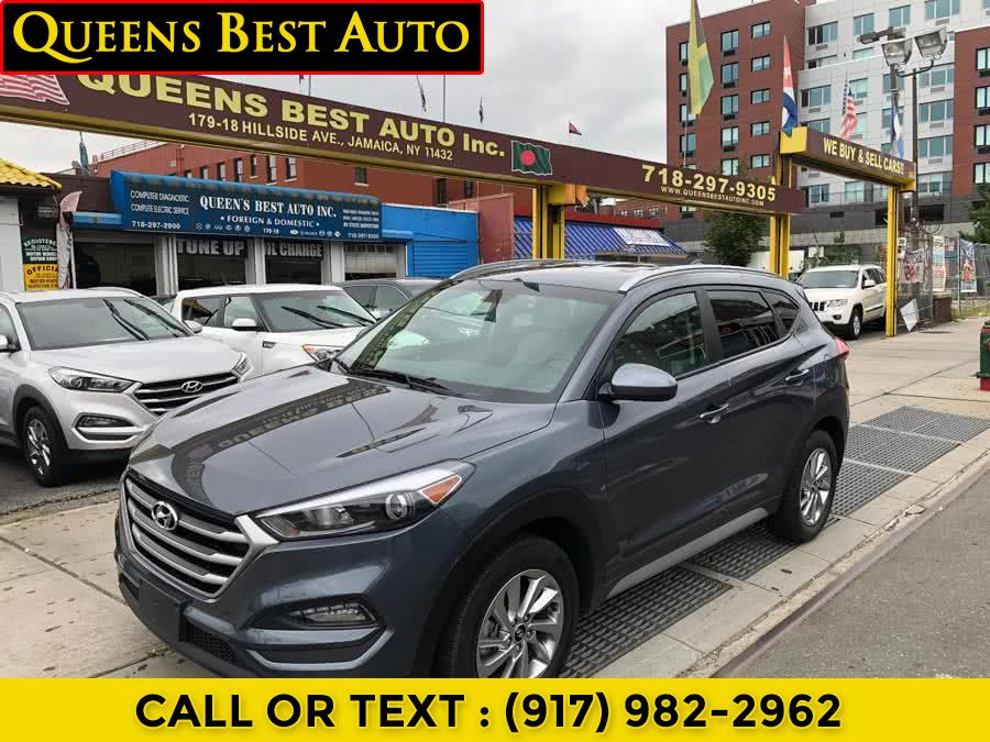 Used 2018 Hyundai Tucson in Hollis, New York | Queens Best Auto Body / Sales. Hollis, New York