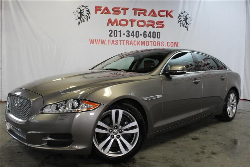 Used Jaguar Xjl  2011 | Fast Track Motors. Paterson, New Jersey