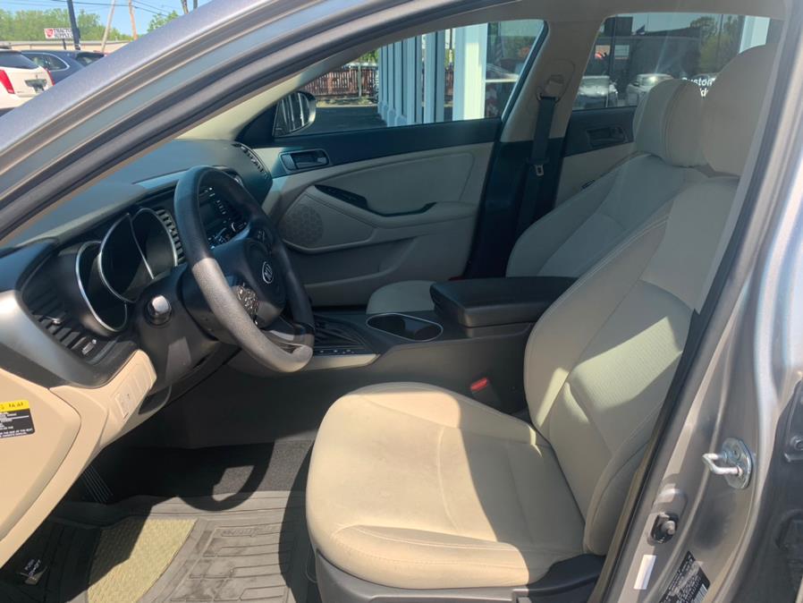 Used Kia Optima 4dr Sdn LX 2014   Prestige Pre-Owned Motors Inc. New Windsor, New York