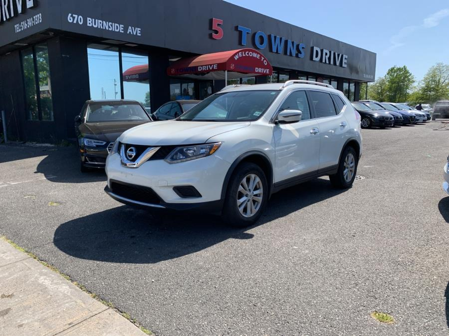 Used Nissan Rogue AWD 4dr SV 2016 | 5 Towns Drive. Inwood, New York