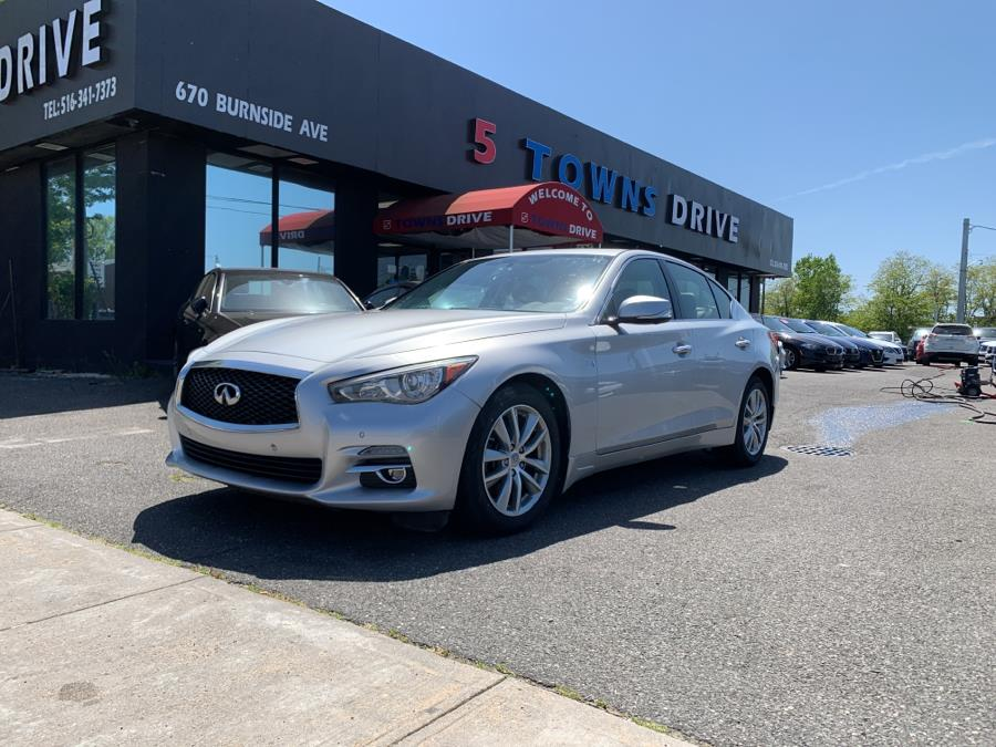 Used INFINITI Q50 Premium 4dr Sdn Sport AWD 2015 | 5 Towns Drive. Inwood, New York