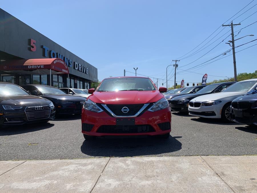 Used Nissan Sentra SV SV CVT *Ltd Avail* 2019 | 5 Towns Drive. Inwood, New York
