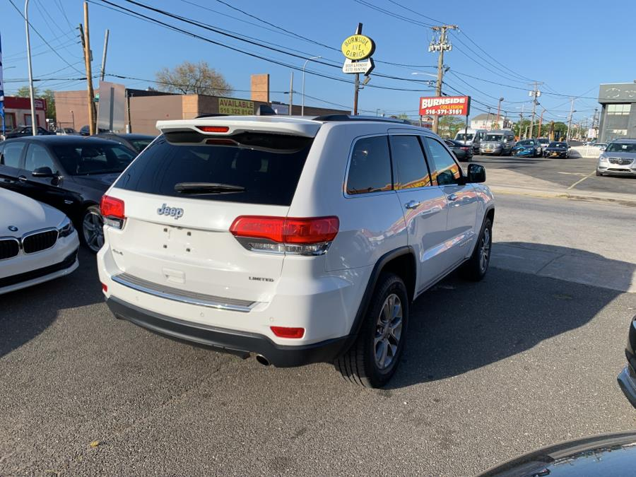 Used Jeep Grand Cherokee Limited 4WD 4dr 2015 | 5 Towns Drive. Inwood, New York