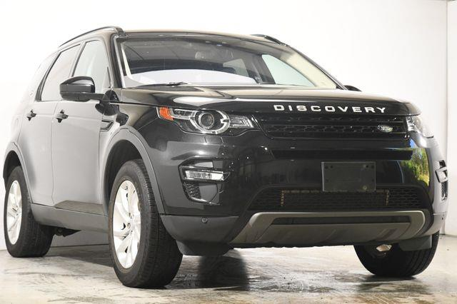 2017 Land Rover Discovery Sport HSE photo