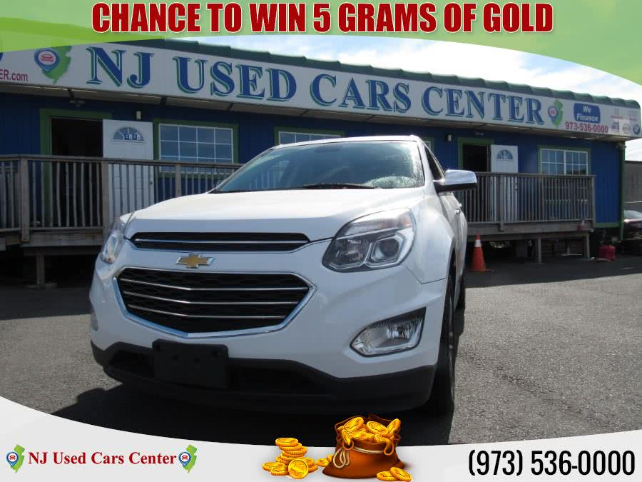 Used 2017 Chevrolet Equinox in Irvington, New Jersey | NJ Used Cars Center. Irvington, New Jersey