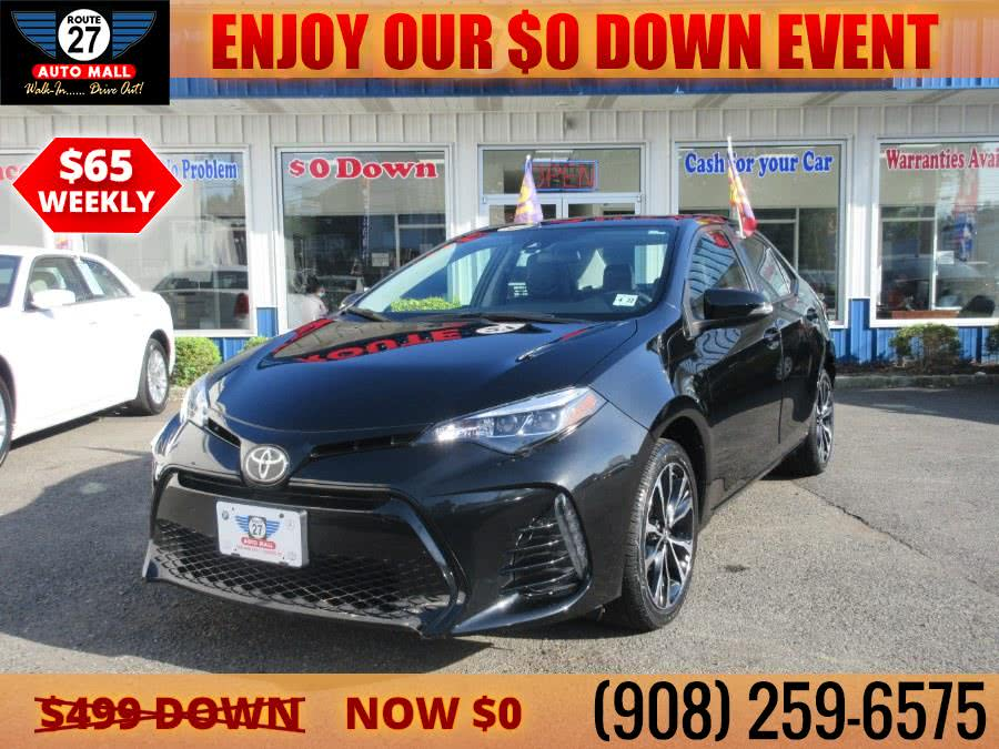 Used 2017 Toyota Corolla in Linden, New Jersey | Route 27 Auto Mall. Linden, New Jersey