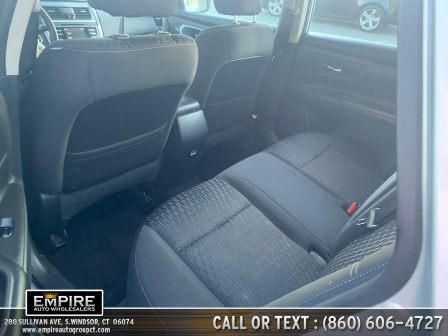 Used Nissan Altima 2.5 S Sedan 2017 | Empire Auto Wholesalers. S.Windsor, Connecticut