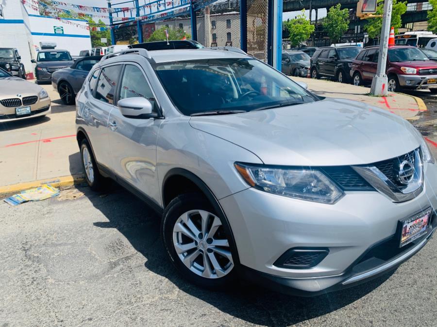 Used Nissan Rogue AWD 4dr SV 2016 | Brooklyn Auto Mall LLC. Brooklyn, New York