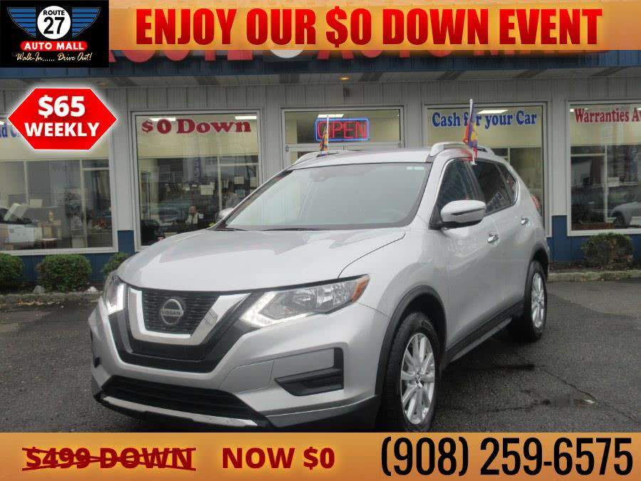 Used 2019 Nissan Rogue in Linden, New Jersey | Route 27 Auto Mall. Linden, New Jersey