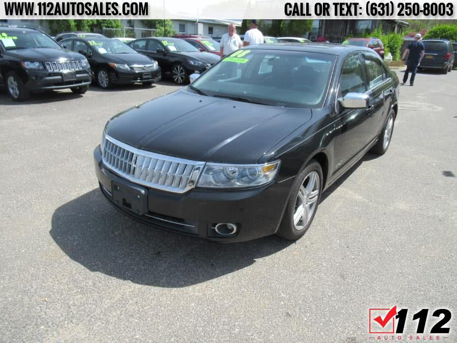 Used Lincoln MKZ 4dr Sdn AWD 2008 | 112 Auto Sales. Patchogue, New York