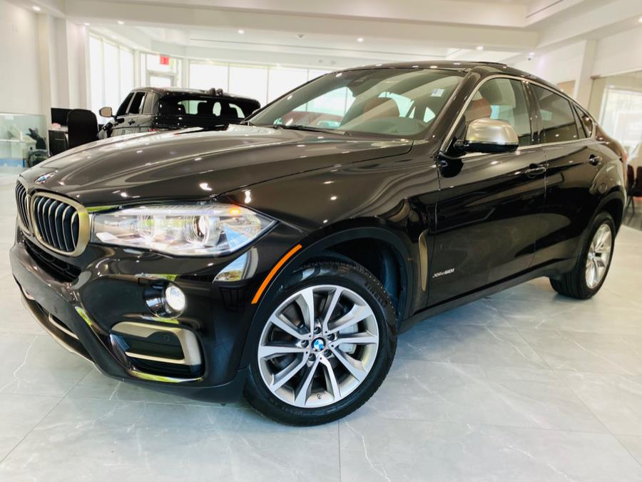 Used BMW X6 xDrive50i Sports Activity Coupe 2017 | Luxury Motor Club. Franklin Square, New York
