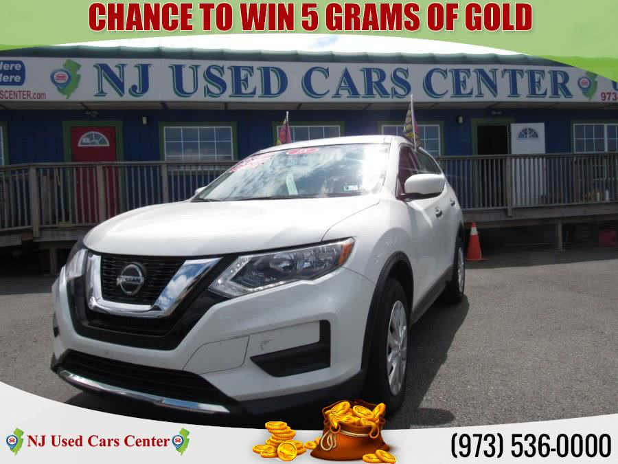 Used 2018 Nissan Rogue in Irvington, New Jersey | NJ Used Cars Center. Irvington, New Jersey