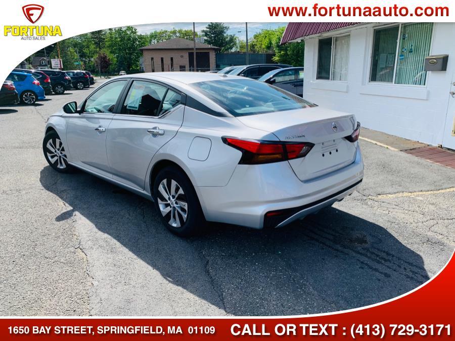 Used Nissan Altima 2.5 S Sedan 2019 | Fortuna Auto Sales Inc.. Springfield, Massachusetts