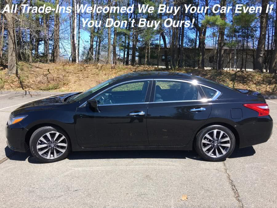 Used 2017 Nissan Altima in Plainville, Connecticut | Farmington Auto Park LLC. Plainville, Connecticut