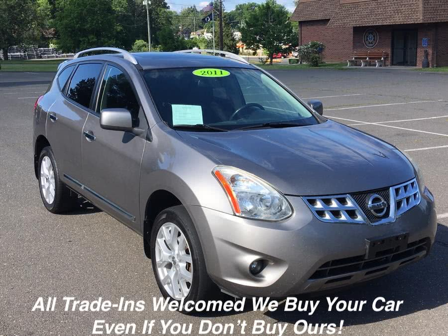 Used 2011 Nissan Rogue in Plainville, Connecticut | Farmington Auto Park LLC. Plainville, Connecticut