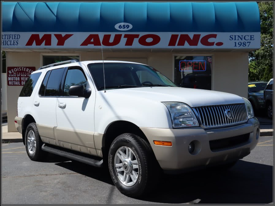 Used 2004 Mercury Mountaineer in Huntington Station, New York | My Auto Inc.. Huntington Station, New York