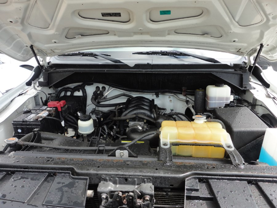 Used Nissan NV cargo 3500 2013 | International Motorcars llc. Berlin, Connecticut
