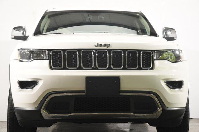 2017 Jeep Grand Cherokee Limited w/ Blind Spot/ Nav/ Su photo