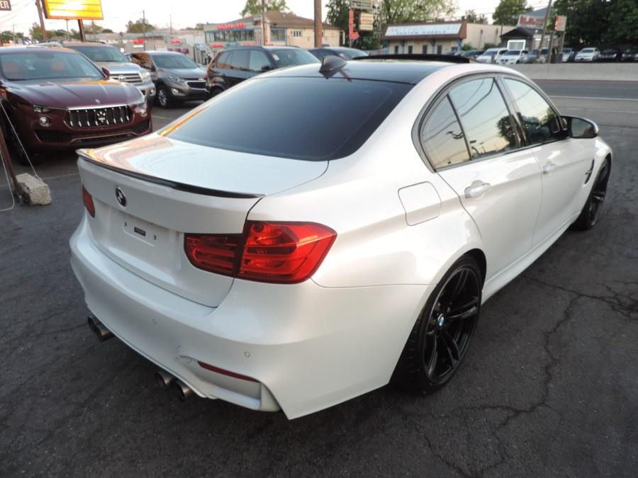 2015 BMW M3 4dr Sdn photo