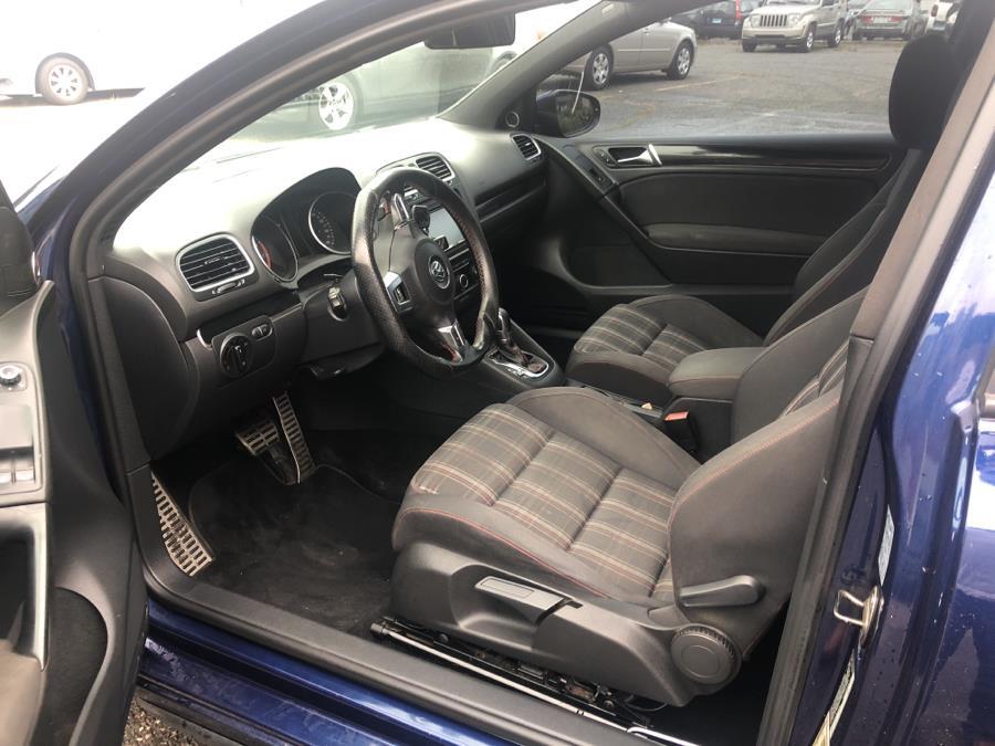 Used Volkswagen GTI 2dr HB DSG w/Conv & Sunroof PZEV 2012   Best Auto Sales LLC. Manchester, Connecticut