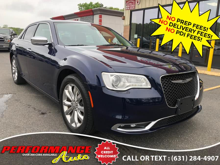 Used 2016 Chrysler 300 in Bohemia, New York | Performance Auto Inc. Bohemia, New York